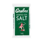 Cerebos Iodated Table Salt 1kg x 20