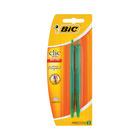 BIC Clic Ballpen Green 2s