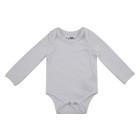 Baby Girls Colour Bodyvest 6-12 Months White