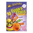 Safari Fruit Stix Assorted 25g 10ea