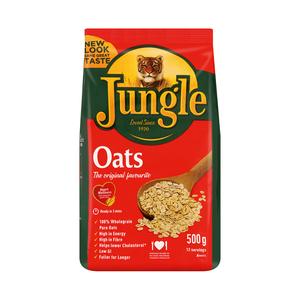 Jungle Oats Original Pouch 500g