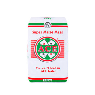 Ace Super Maize Meal 2.5kg x 8