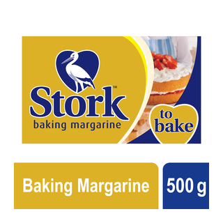Stork Baking Margarine Brick 500g