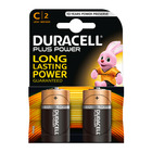 Duracell Alkaline Batteries Plus Power C2s