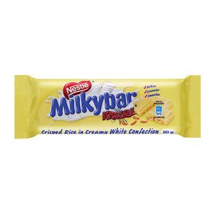 Nestle Milkybar Krackle Slab 80g