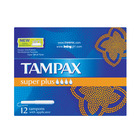 Tampax Super Plus Tampons 12ea