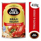 All Gold Braai Relish 410g