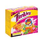 Tinkies Strawberry Tingle Flavoured Creamy Sponge Cake 6s