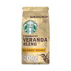 Starbucks Veranda Blend Blonde Roast Ground Coffee 200g