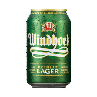 Windhoek Lager Can 330 ml x 6