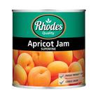 Rhodes Smooth Superfine Apricot Jam 900g