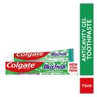 Colgate Max Fresh Clean Mint Gel Toothpaste 75ml