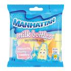 Manhattan Candyland Milk Bottles 125g
