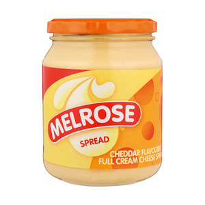 Melrose Cheddar Cheese Spread 400g