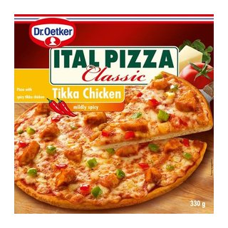 Ital Tikka Chicken Pizza