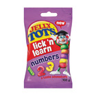 Jelly Tots Lick N Learn Swt Number 100gr