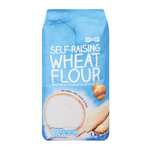 PnP Self-Raising Wheat Flour 1kg