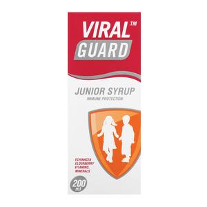 Viral Guard Junior Syrup 200ml