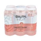 Brutal Fruit Ruby Apple Cans 500ml x 6