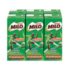 Milo Flav Milk Malt Chocolate 200ml x 6