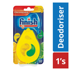 Finish Lemon & Lime Dishwashing Freshener 1ea