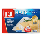 I&J Fish in Cheese Sauce 200g