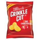 Willards Crinkle Cut Chips Tomato 30g