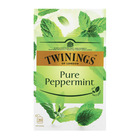 TWININGS PURE PEPPERMINT INFUSO 20 EA