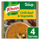 Knorr Packet Soup Chilli Beef & Vegetable 50g