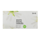 PnP 2 Ply White Facial Tissues 180s