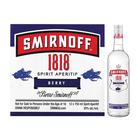 Smirnoff Berry 750 ml x 12