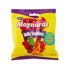 MAYNARDS JELLY TEDDIES FRUITY FLAV 125GR