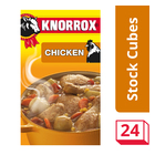 Knorrox Stock Cubes Chicken 24s