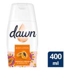 Dawn Tropical Cream and Papaya Oil Silky Body Lotion 400ml