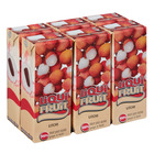 Litchi Fruit Juice 6ea
