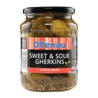 Offenau Sweet & Sour Gherkins 680g