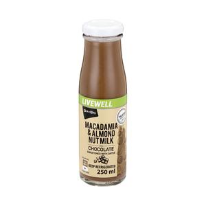 PnP Macadamia & Almond Nut Milk Chocolate Flavour 250ml