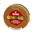 Kiwi Paste Shoe Polish Light Brown 50ml