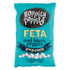 Hoppity Poppity Popcorn Feta and Black Pepper 90g