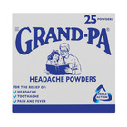 Grand-pa Headache Powders 25