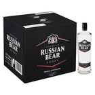 Russian Bear Vodka 1l x 12