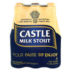 Castle Milk Stout 340ml x 6