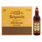 Sedgwicks Old Brown Sherry 750ml x 12