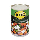 Koo Mixed Vegetables 410g x 12