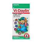Vi-daylin Plus Iron Multivitamin Drops 30ml