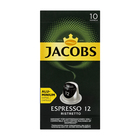 Jacobs Espresso 12 Ristretto Capsules 10s