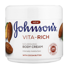 JOHNSON'S V/R B/CRM NOURISH COCOA 350ML
