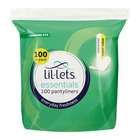 Lil-lets Essentials Pantyliners Unscented 100s