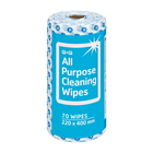 PnP Wipes On A Roll 70 Sheets