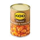 Koo Butter Beans In Tomato Sauce 420g